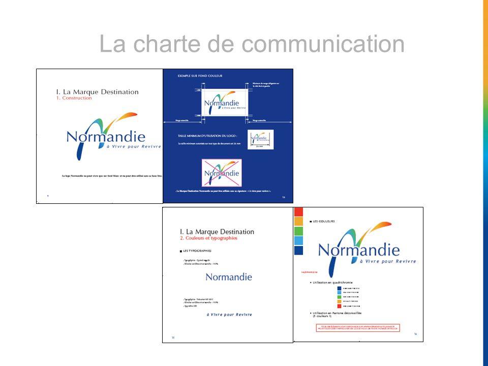 La charte de communication