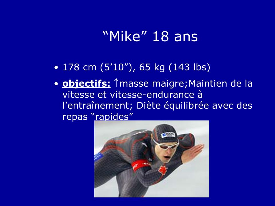 Mike 18 ans 178 cm (5'10 ), 65 kg (143 lbs)