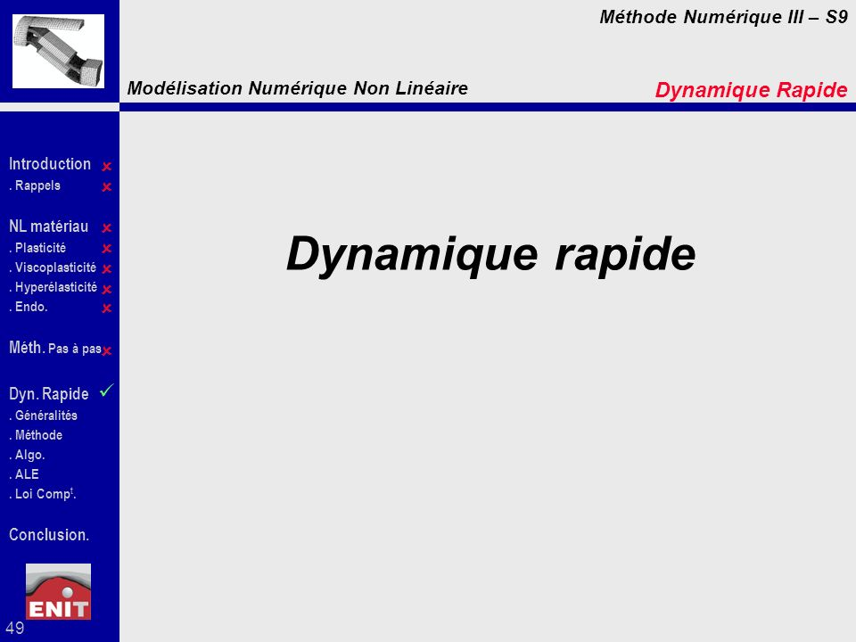 Dynamique Rapide   Dynamique rapide 49