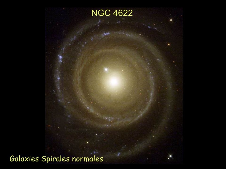 Galaxies Spirales normales