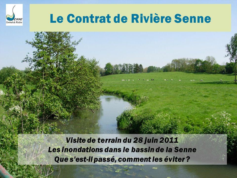Le Contrat de Rivière Senne