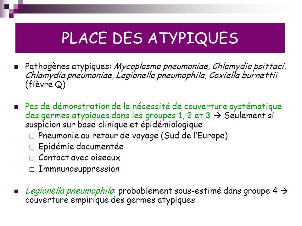 PLACE DES ATYPIQUES