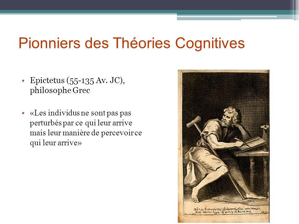 Pionniers des Théories Cognitives
