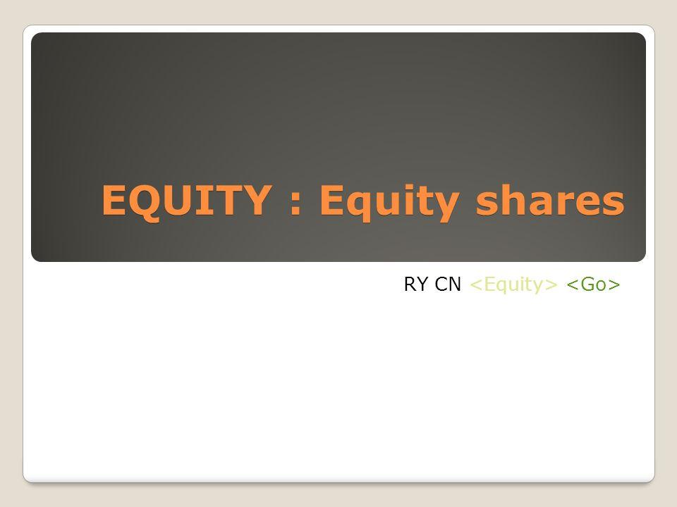 RY CN <Equity> <Go>
