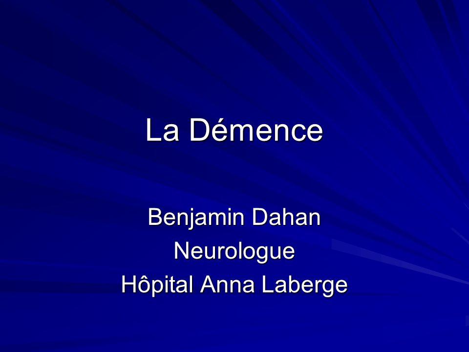 Benjamin Dahan Neurologue Hôpital Anna Laberge