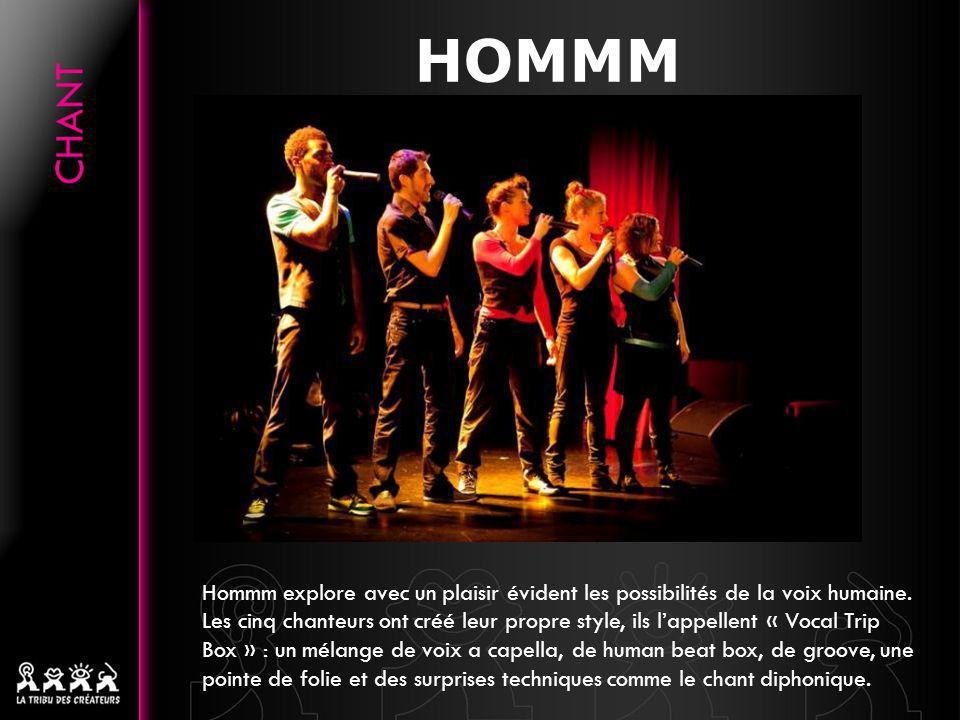 HOMMM