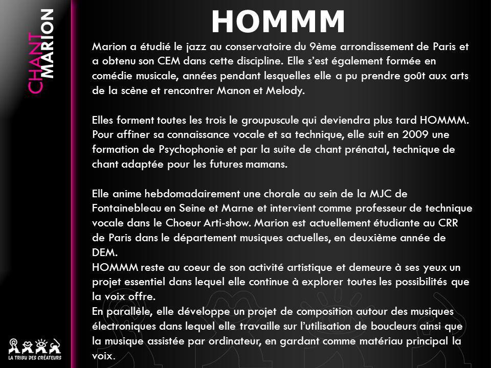 HOMMM MARION.