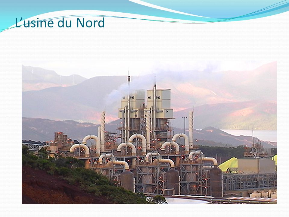L'usine du Nord