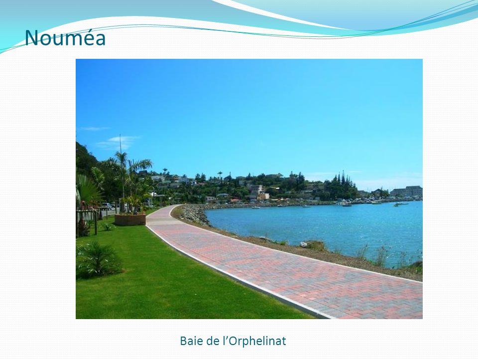 Nouméa Baie de l'Orphelinat