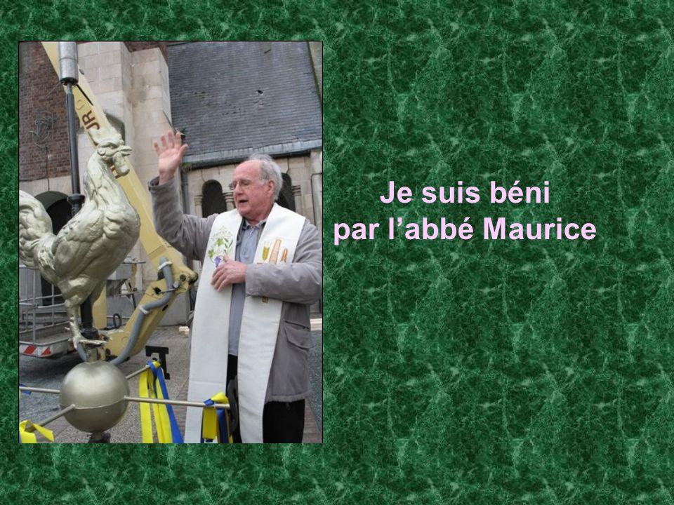 Je suis béni par l'abbé Maurice