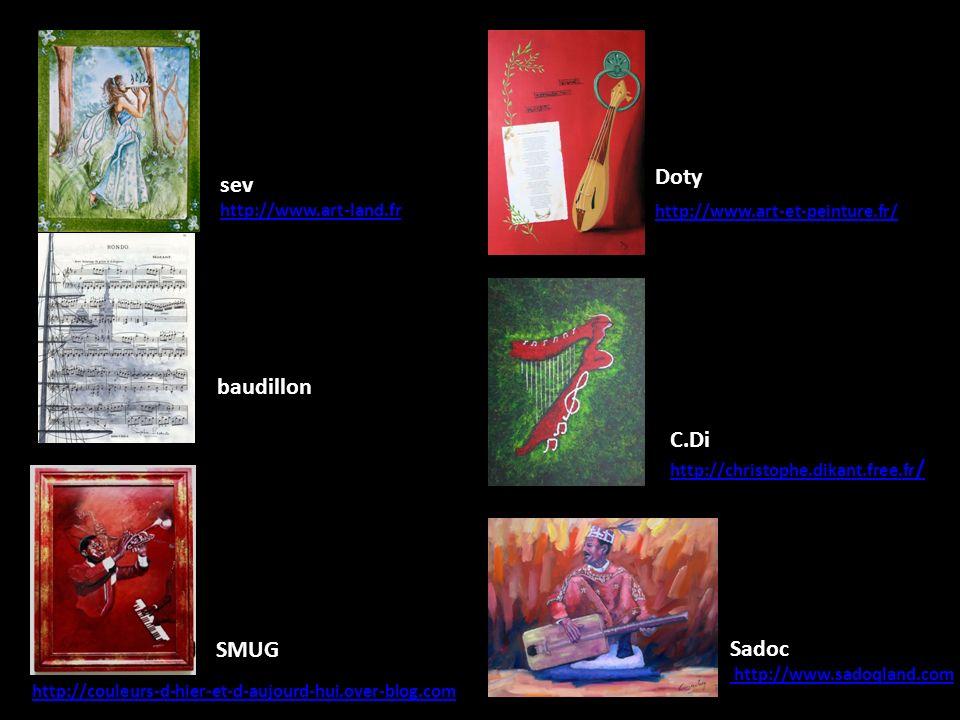 Doty sev baudillon C.Di Sadoc SMUG http://www.art-land.fr