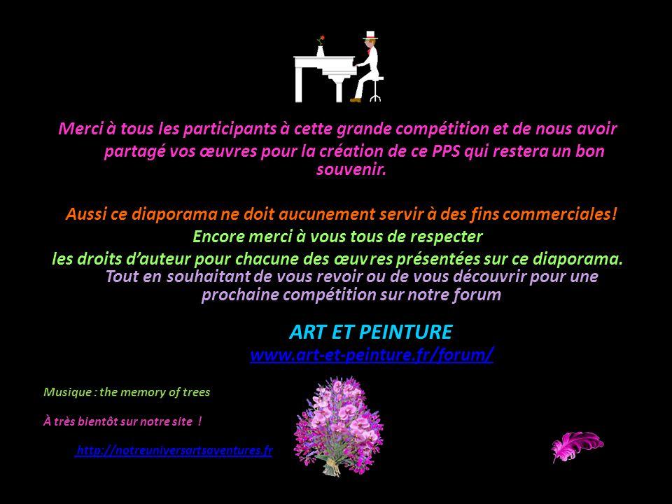 ART ET PEINTURE www.art-et-peinture.fr/forum/
