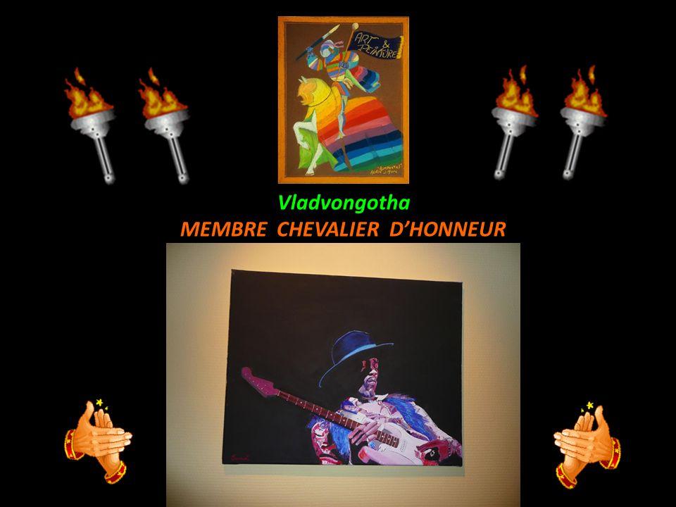 MEMBRE CHEVALIER D'HONNEUR