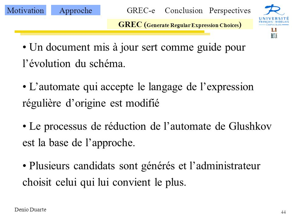 GREC (Generate Regular Expression Choices)