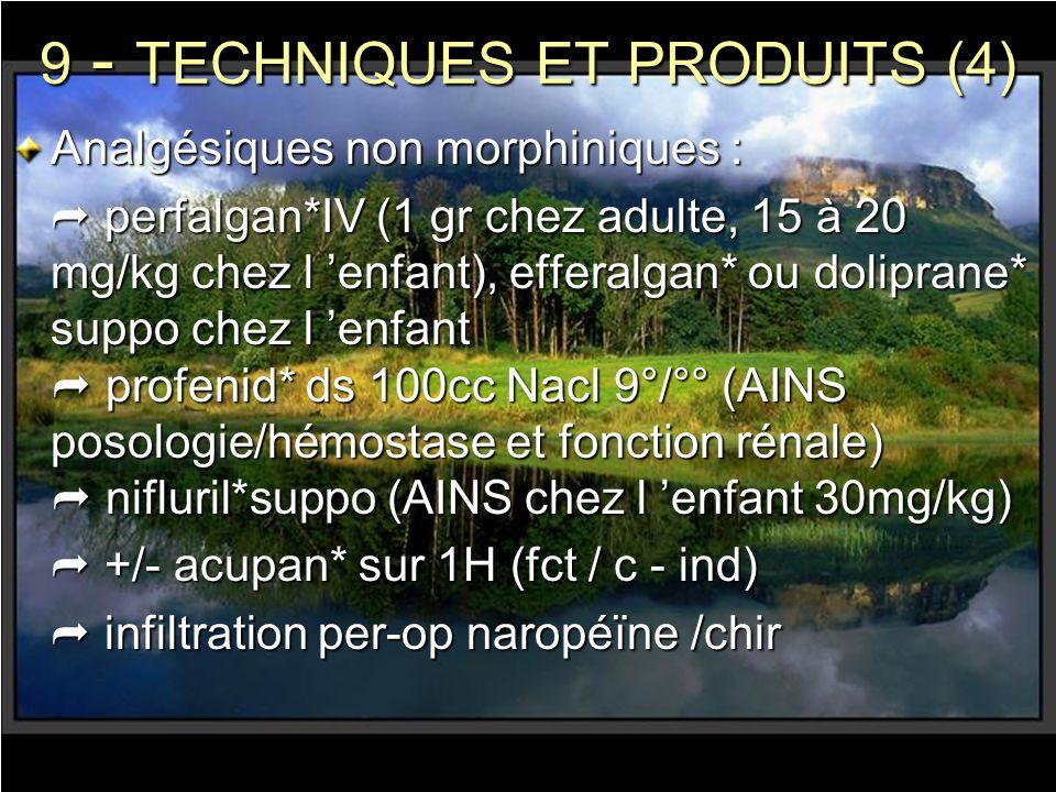 9 - TECHNIQUES ET PRODUITS (4)