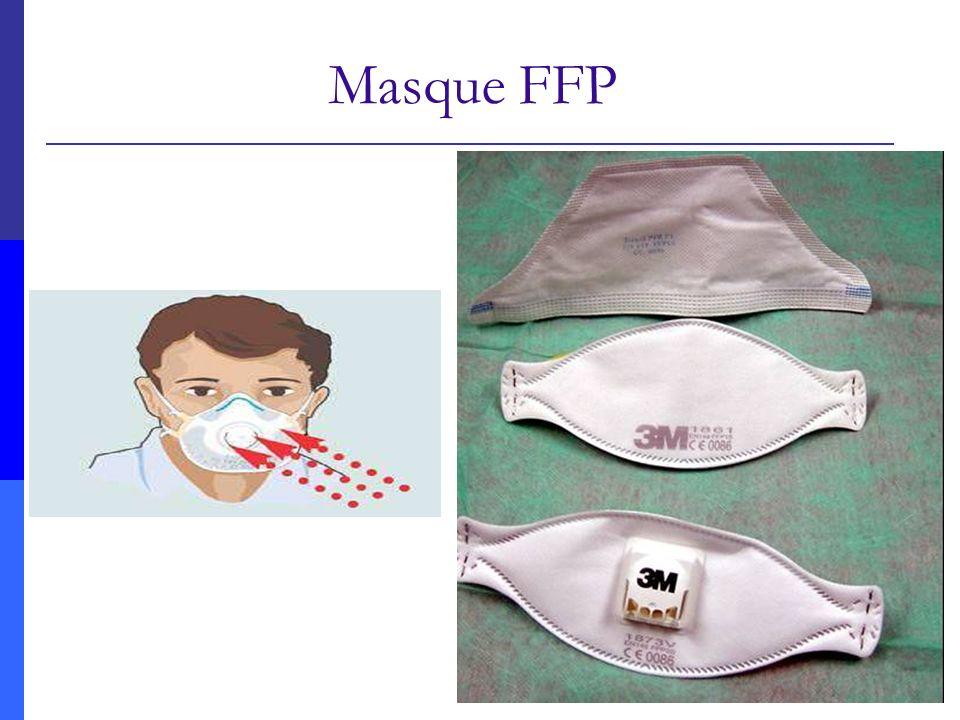 Masque FFP CChapuis/PCH 2011