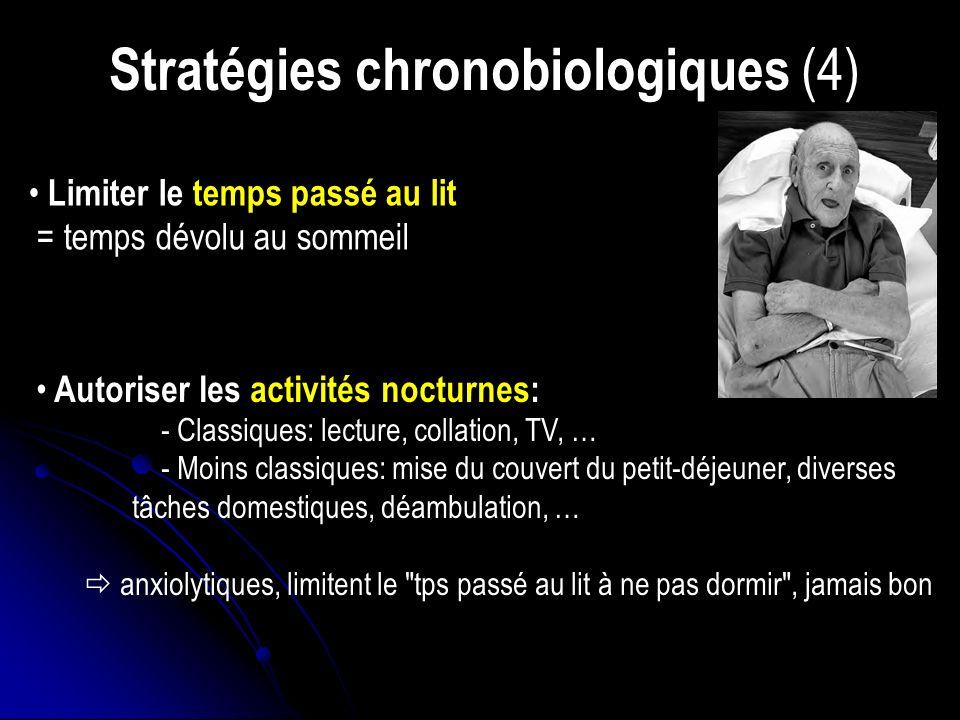 Stratégies chronobiologiques (4)