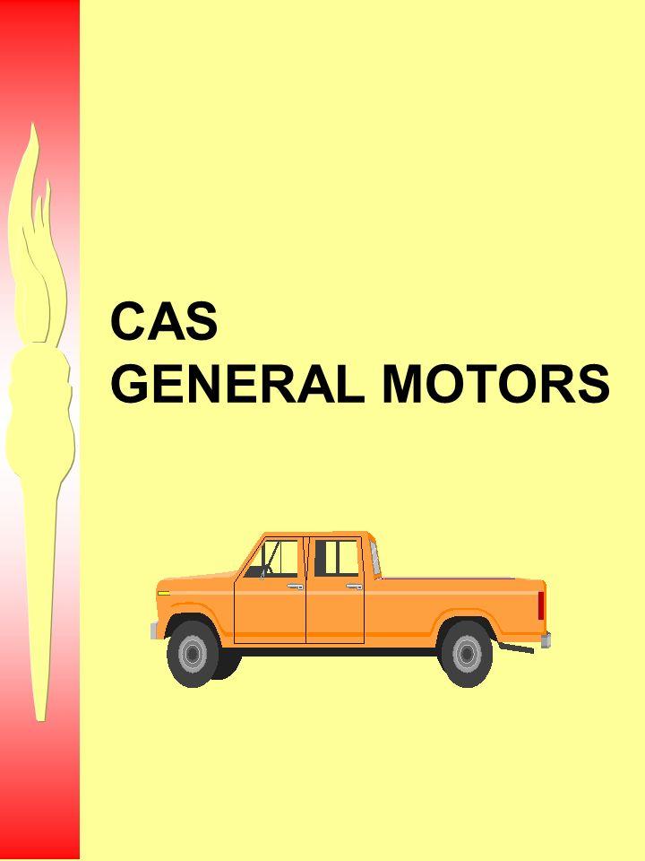 CAS GENERAL MOTORS