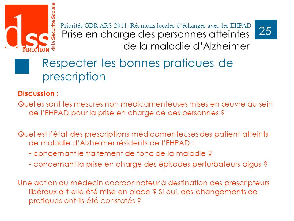 Respecter les bonnes pratiques de prescription