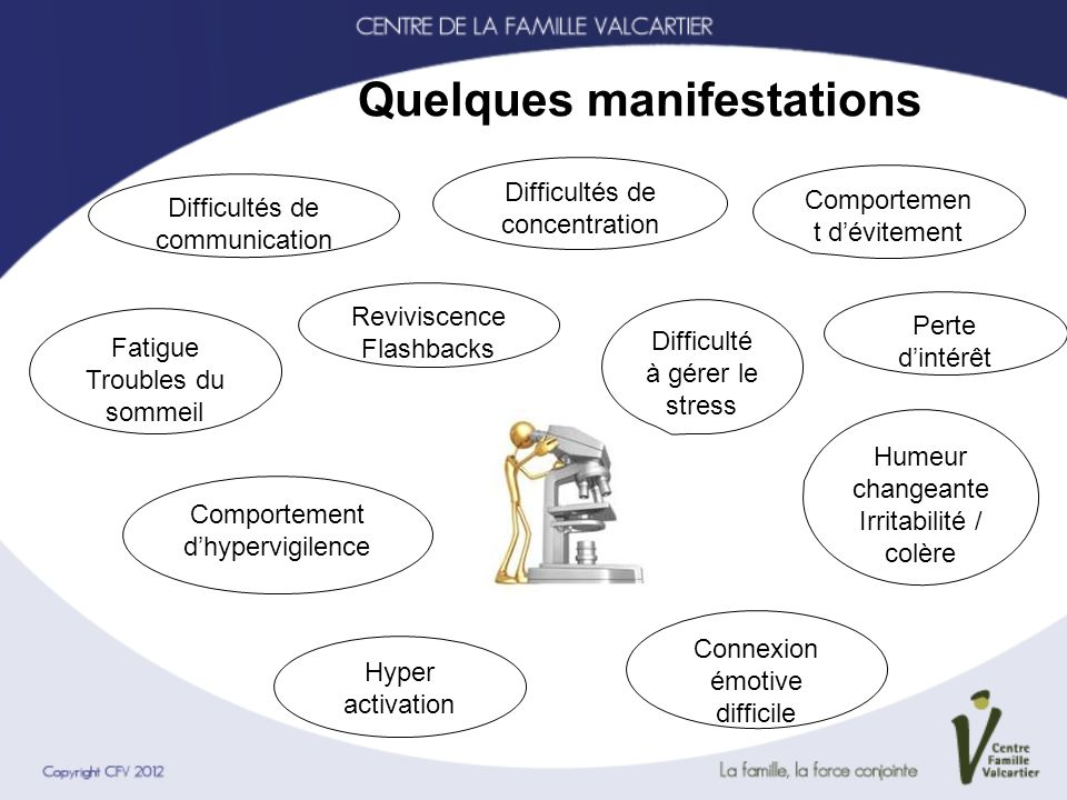 Quelques manifestations