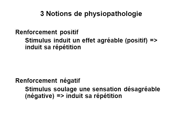 3 Notions de physiopathologie