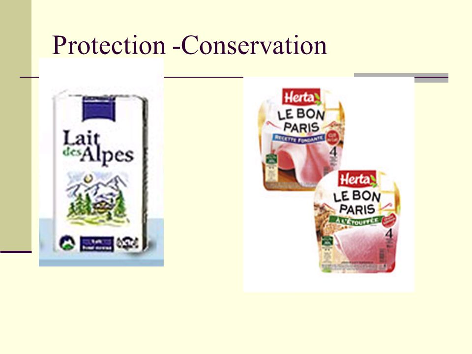 Protection -Conservation
