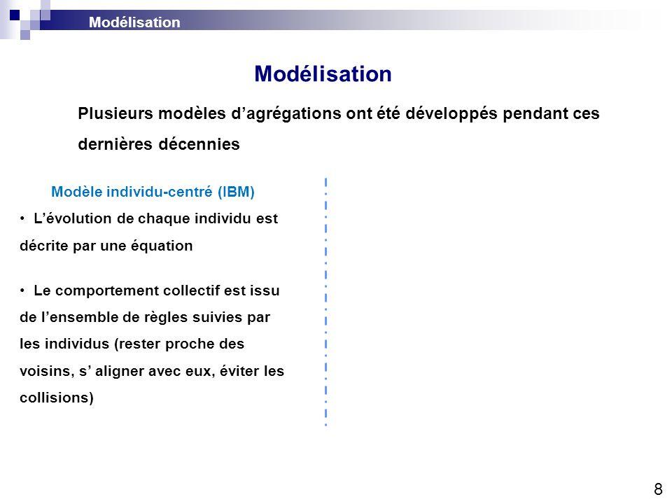Modèle individu-centré (IBM)