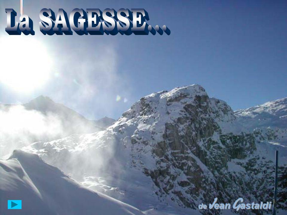 La SAGESSE... de Jean Gastaldi