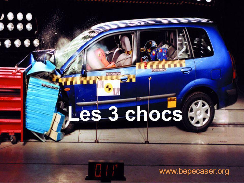 Les 3 chocs www.bepecaser.org