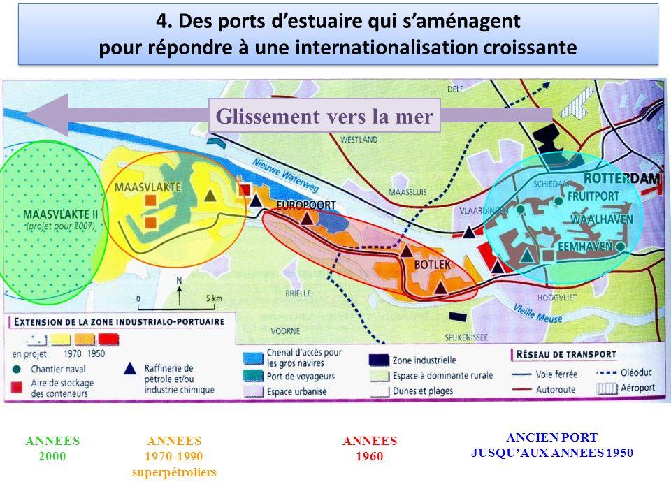 4. Des ports d'estuaire qui s'aménagent