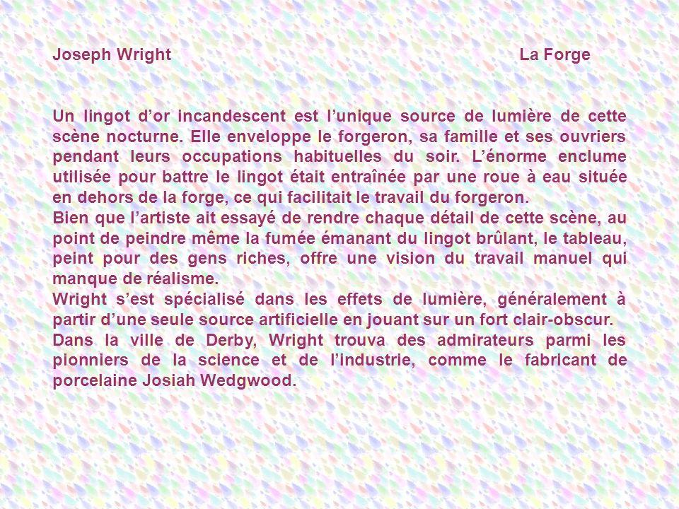 Joseph Wright La Forge