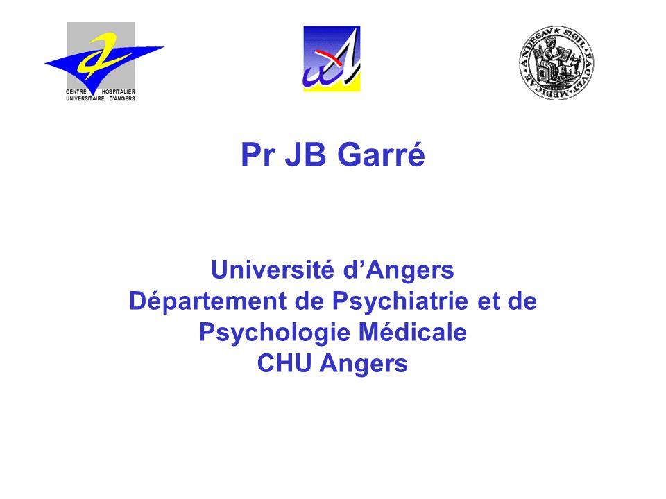 Département de Psychiatrie et de Psychologie Médicale