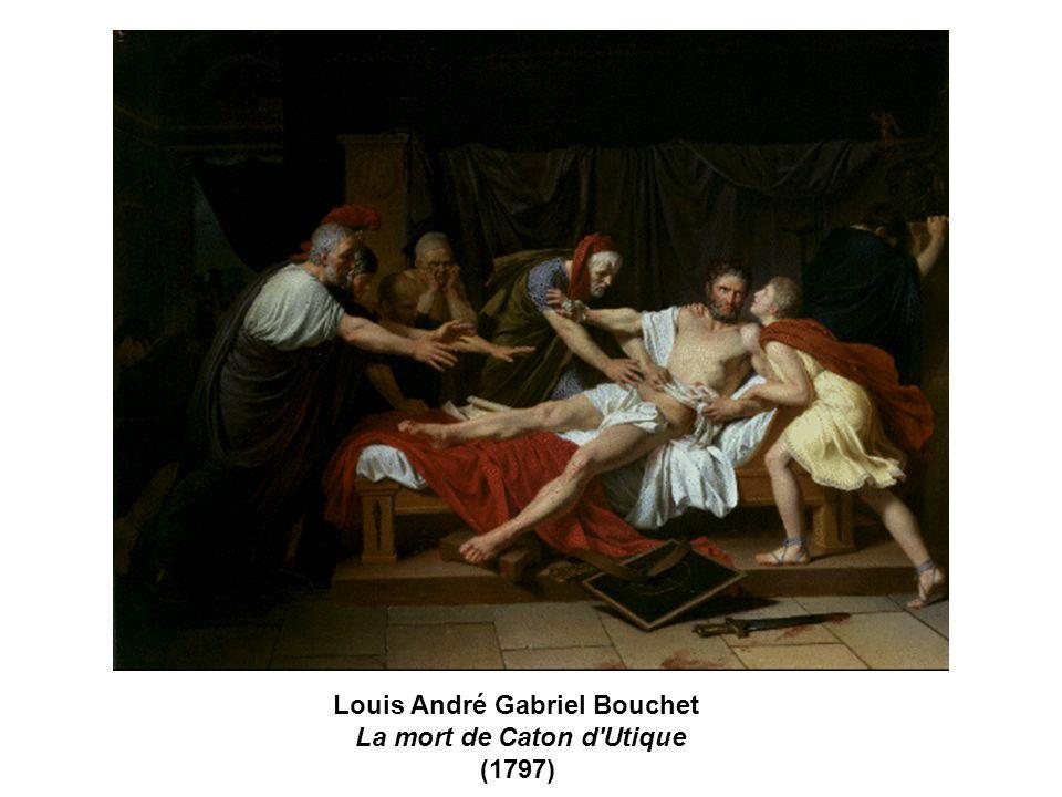 Louis André Gabriel Bouchet