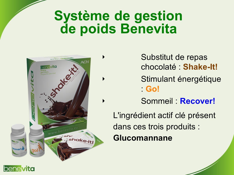 Système de gestion de poids Benevita