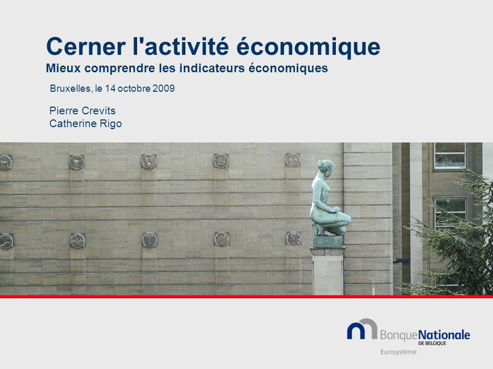 Cerner l activité économique Mieux comprendre les indicateurs économiques