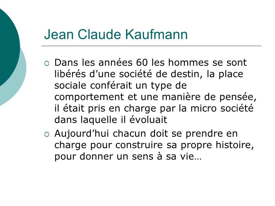 Jean Claude Kaufmann