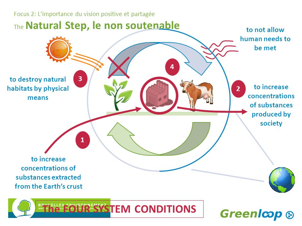The FOUR SYSTEM CONDITIONS