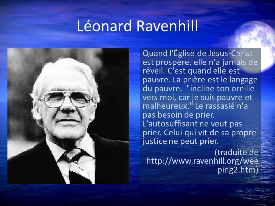 Léonard Ravenhill