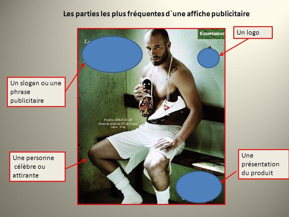 Exceptionnel Une affiche publicitaire - ppt video online télécharger PQ13
