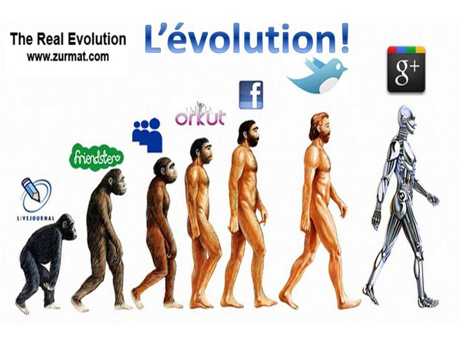 L'évolution!