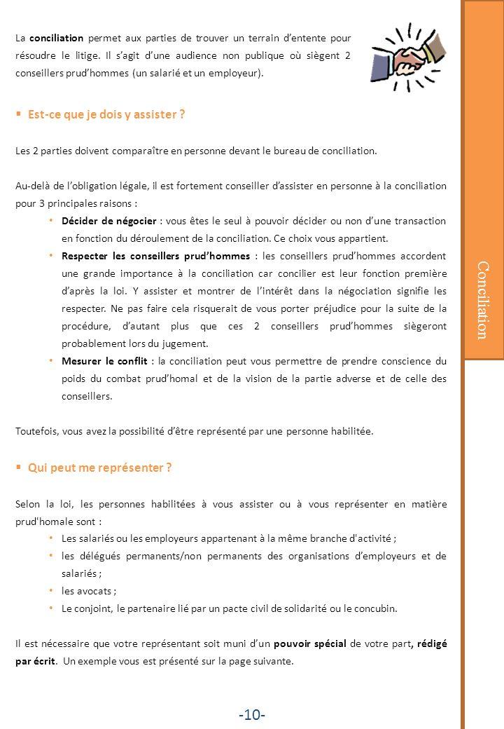 Le contentieux prud homal ppt t l charger - Bureau de conciliation prud hommes ...