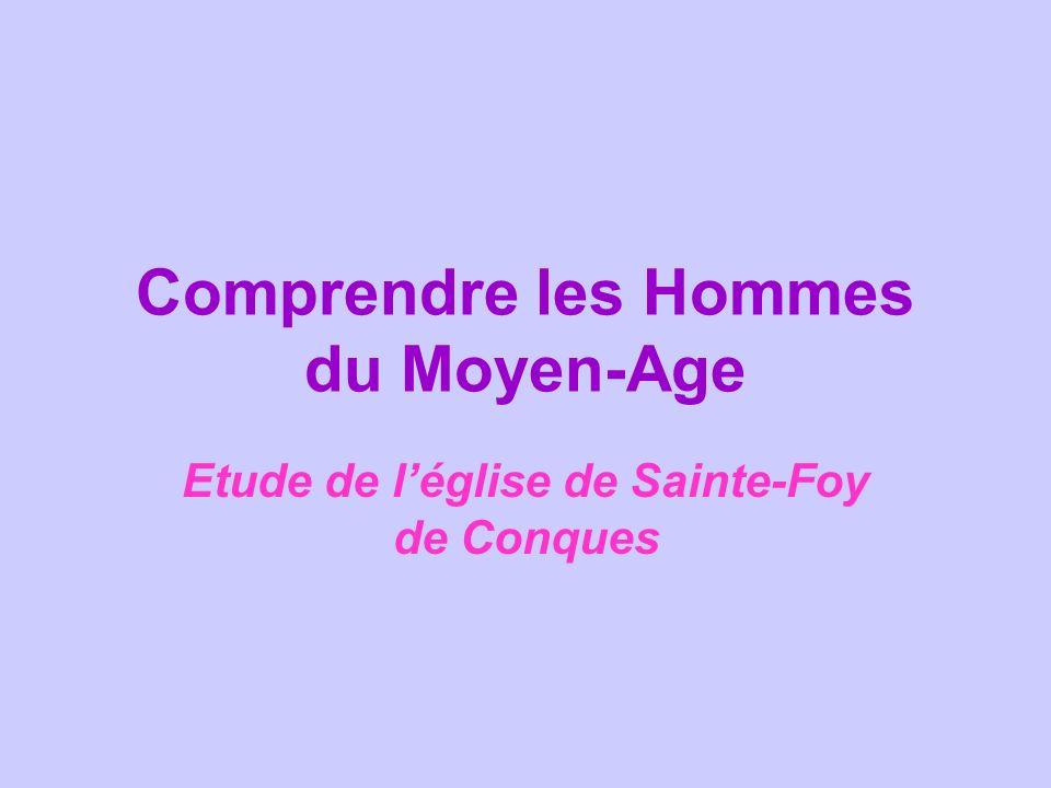 Comprendre les Hommes du Moyen-Age