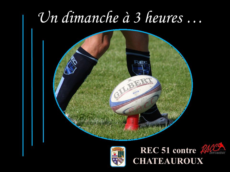 REC 51 contre CHATEAUROUX