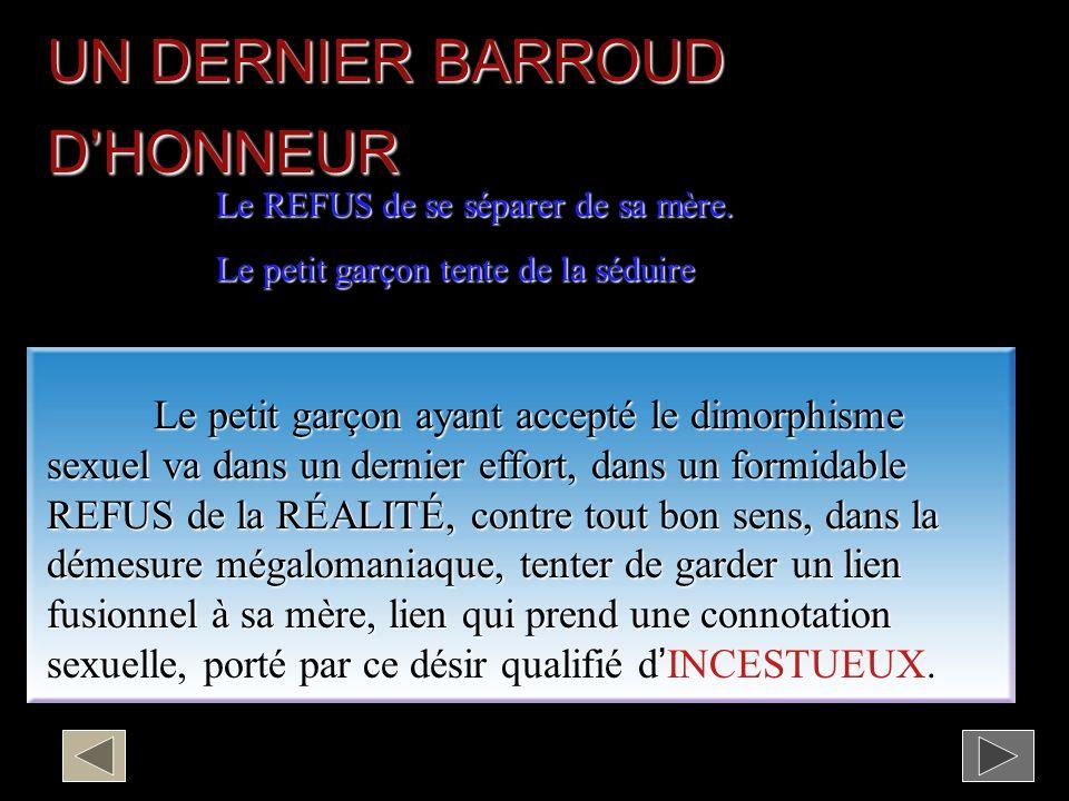 UN DERNIER BARROUD D'HONNEUR