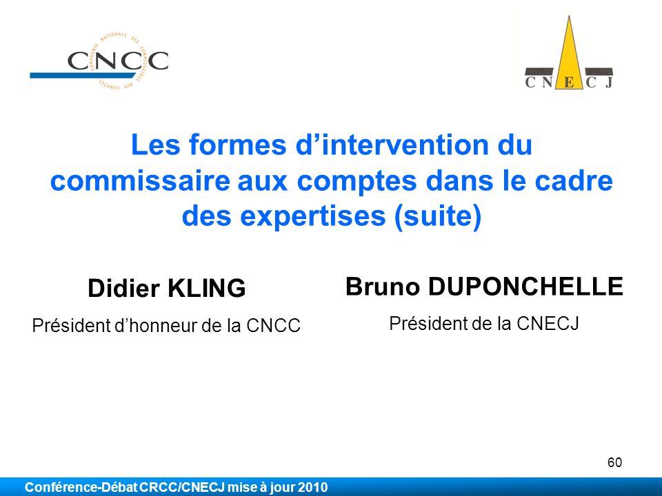 Président d'honneur de la CNCC