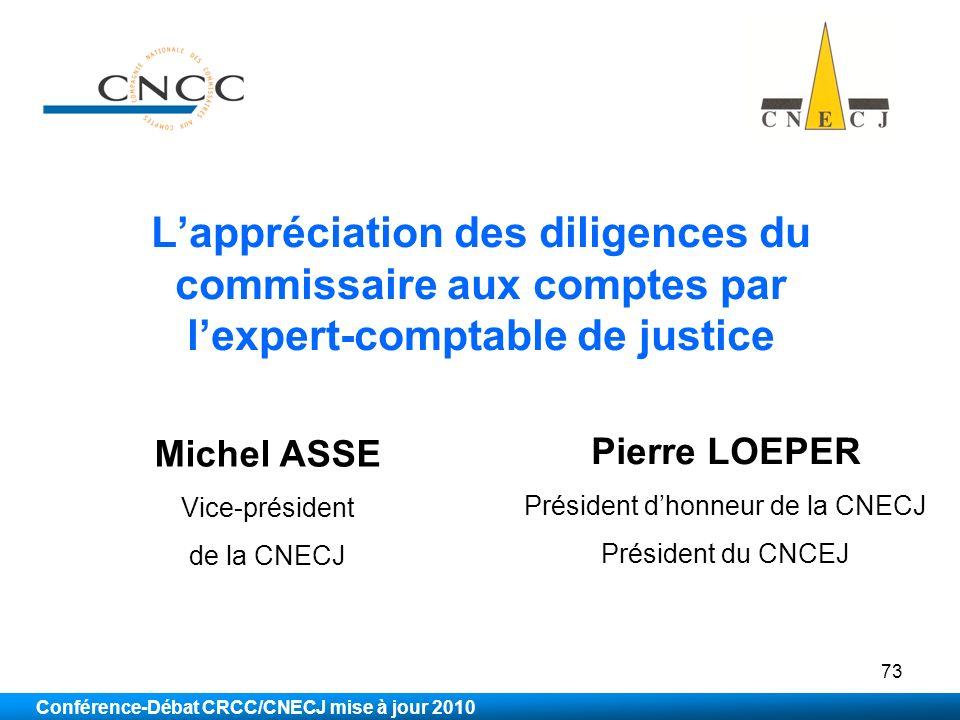 Président d'honneur de la CNECJ