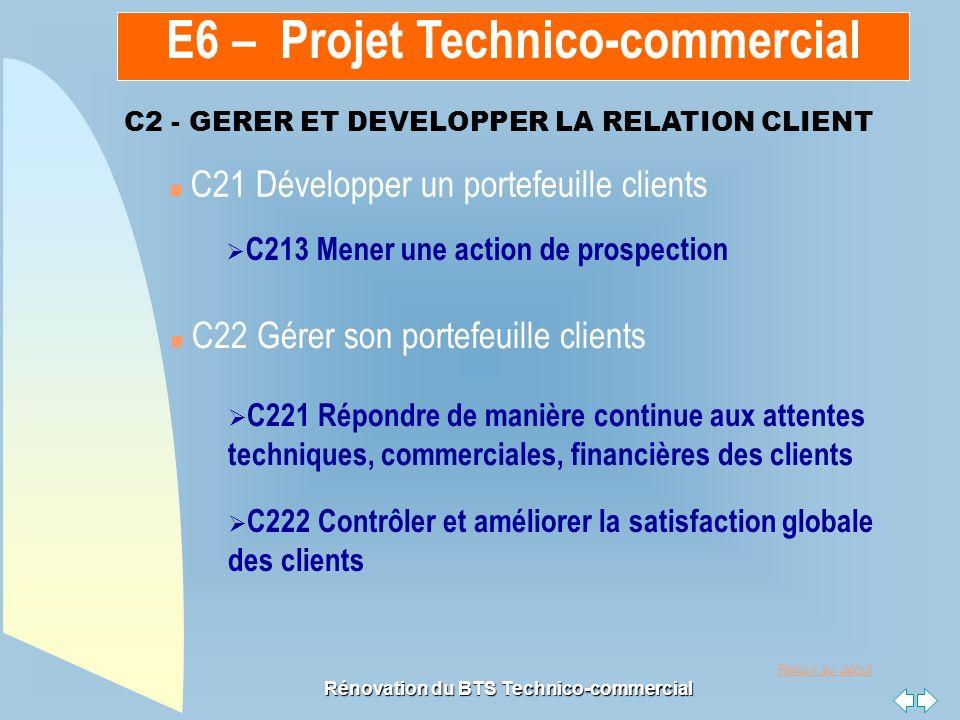 C21 Développer un portefeuille clients