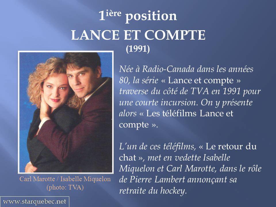 Carl Marotte / Isabelle Miquelon