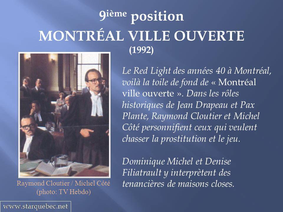 Les 50 ans de tva 50 ans de t l s ries top 10 cliquez for A la maison de pierre et dominique montreal