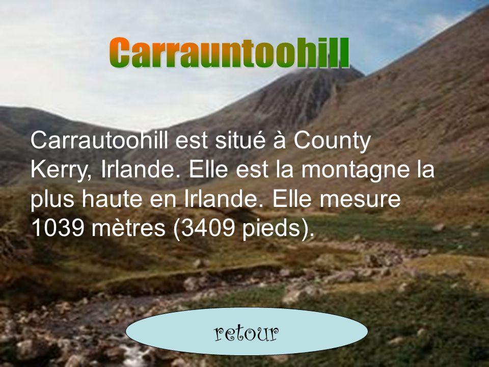 retour Carrauntoohill